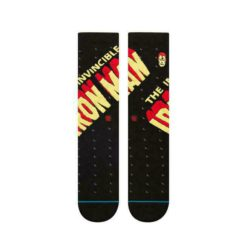 Stance Invincible Iron Man Socks Black. Stance Socks, Underwear, Pyjamas found in Mens Socks, Underwear, Pyjamas & Mens Footwear. Code: M546D18INV