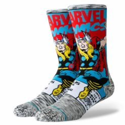 Stance Thor Socks Grey. Stance Socks, Underwear, Pyjamas found in Mens Socks, Underwear, Pyjamas & Mens Footwear. Code: M548B19THO