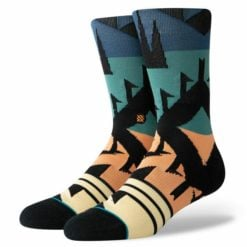 Stance Zuma Socks Multi. Stance Socks, Underwear, Pyjamas found in Mens Socks, Underwear, Pyjamas & Mens Footwear. Code: M556B19ZUM