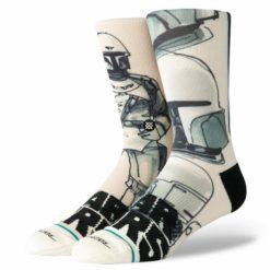 Stance Mcquarrie Boba Fett Sock Tan. Stance Socks, Underwear, Pyjamas found in Mens Socks, Underwear, Pyjamas & Mens Footwear. Code: M558B19MBF