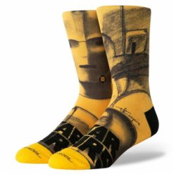 Stance Mcquarrie Threepio Gold. Stance Socks, Underwear, Pyjamas found in Mens Socks, Underwear, Pyjamas & Mens Footwear. Code: M558B19MCT