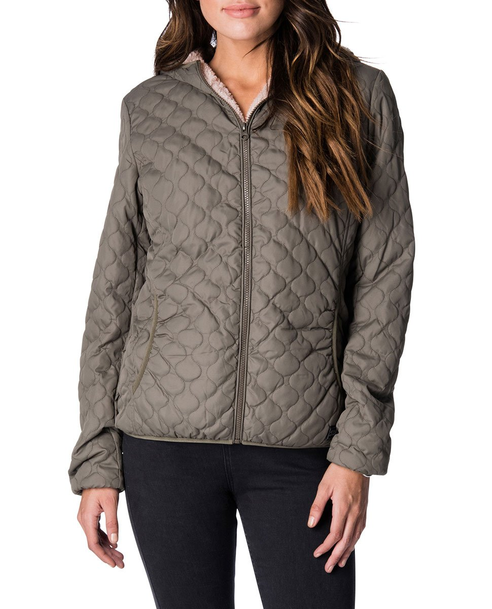 Rip Curl Anti-Series Anoeta Womens Puffer Jacket