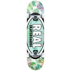 Real Skateboards Real Comp Oval Tropics Tropics. Real Skateboards Complete Skateboards found in Boardsports Complete Skateboards & Boardsports Skate. Code: 001005119
