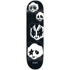 Enjoi Skateboards Enjoi Kiss Logo R7 Deck Black. Enjoi Skateboards Skateboard Decks found in Boardsports Skateboard Decks & Boardsports Skate. Code: 10017769