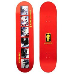Girl Skateboards Beastie Boys Sabotage Red. Girl Skateboards Skateboard Decks found in Boardsports Skateboard Decks & Boardsports Skate. Code: 10054381