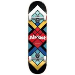 Almost Skateboards Centered Complete Black. Almost Skateboards Complete Skateboards found in Boardsports Complete Skateboards & Boardsports Skate. Code: 10523168