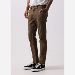 Afends Rival Chino Pants Milit. Afends Pants found in Mens Pants & Mens Pants & Jeans. Code: 11-04-030