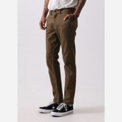 Afends Rival Chino Pants Milit. Afends Pants found in Mens Pants & Mens Bottoms. Code: 11-04-030