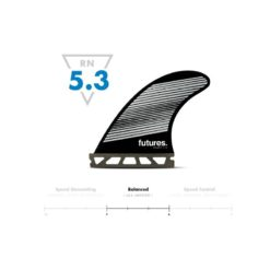 Future Fins F4 Neutral Honeycomb Thruster Grey. Future Fins Fins found in Boardsports Fins & Boardsports Surf. Code: 114016000