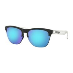 Oakley Frogskin Lite Mtblk/sappz Plack Prizm Sapphire. Oakley Sunglasses found in Mens Sunglasses & Mens Eyewear. Code: 93740263
