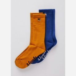Afends Flame Socks 2pak Royal. Afends Socks, Underwear, Pyjamas found in Mens Socks, Underwear, Pyjamas & Mens Accessories. Code: A183695