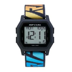 Rip Curl Atom Webbing Digital Faded Blue Wash. Rip Curl Watches found in Mens Watches & Mens Watches. Code: A3087