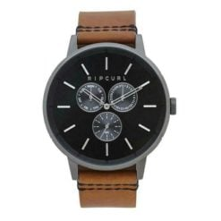 Rip Curl Detroit Multi Gun Lth Gunmetal. Rip Curl Watches found in Mens Watches & Mens Watches. Code: A3151