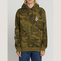 Volcom Deadly Stone P/o Hoodie Cam. Volcom Hoodies found in Mens Hoodies & Mens Jackets, Jumpers & Knits. Code: A4111903