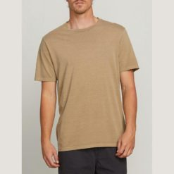Volcom Solid Short Sleeve Tee Snd. Volcom Tees found in Mens Tees & Mens T-shirts & Singlets. Code: A5011530-