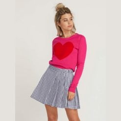 Volcom Gmj Heart Sweater Epk. Volcom Knitwears found in Womens Knitwears & Womens Jackets, Jumpers & Knits. Code: B0711902