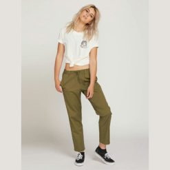 Volcom Frochickie Travel Pant Vyg. Volcom Pants found in Womens Pants & Womens Pants & Jeans. Code: B1141804