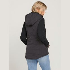 Volcom Skytrail Vest Blk. Volcom Jackets found in Womens Jackets & Womens Tops. Code: B1811975