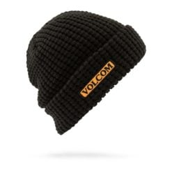 Volcom Crowd Control Beanie Blk. Volcom Beanies And Scarves found in Mens Beanies And Scarves & Mens Headwear. Code: D5811900