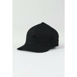 Rusty Banked Flexfit Cap Black. Rusty Hats & Caps found in Mens Hats & Caps & Mens Headwear. Code: HCM0915