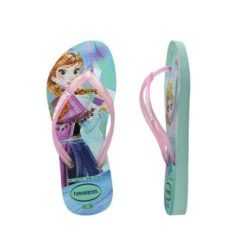 Havaianas Kids Slim Frozen Green Pink. Havaianas Thongs found in Toddlers Thongs & Toddlers Footwear. Code: HKPR0