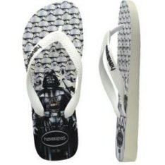 Havaianas Kids Star Wars White/whit White/white. Havaianas Thongs in Boys Thongs & Boys Footwear. Code: HKPS0199T