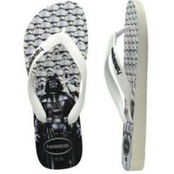 Havaianas Kids Star Wars White/whit White/white. Havaianas Thongs found in Boys Thongs & Boys Footwear. Code: HKPS0199T