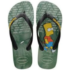 Havaianas Kids Simpsons Ice Grey Ice Grey. Havaianas Thongs found in Toddlers Thongs & Toddlers Footwear. Code: HKPS3498
