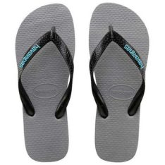 Havaianas Kids Rubber Logo Steelgry Steel Gray. Havaianas Thongs found in Boys Thongs & Boys Footwear. Code: HKRL5178K
