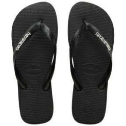 Havaianas Kids Rubber Logo Black White. Havaianas Thongs found in Toddlers Thongs & Toddlers Footwear. Code: HL7555