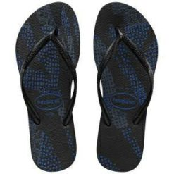 Havaianas Slim Native Black/blue Black/blue. Havaianas Thongs found in Womens Thongs & Womens Footwear. Code: HSPN0095