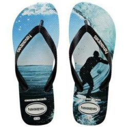 Havaianas Photoprint Tunnel Vision Black/ocean. Havaianas Thongs found in Mens Thongs & Mens Footwear. Code: HTPP6381