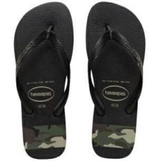 Havaianas Stripes Camo Black Green Black/green. Havaianas Thongs found in Mens Thongs & Mens Footwear. Code: HTPS0461