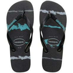 Havaianas Tropical Glitch Black/blue. Havaianas Thongs found in Mens Thongs & Mens Footwear. Code: HTPY0095