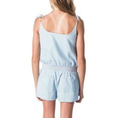 Rip Curl Teen Serena Romper Light Blue. Rip Curl Dresses found in Girls Dresses & Girls Skirts, Dresses & Jumpsuits. Code: JDRBE1