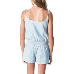 Rip Curl Teen Serena Romper Light Blue. Rip Curl Dresses found in Girls Dresses & Girls Tops. Code: JDRBE1