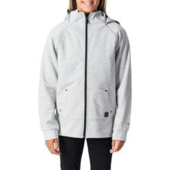 Rip Curl Teen Anti Series Flux Zt Light Grey Heather. Rip Curl Hoodies found in Girls Hoodies & Girls Tops. Code: JFEBB1