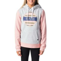Rip Curl Teen Boston Fill Hoody Light Grey Heather. Rip Curl Hoodies found in Girls Hoodies & Girls Tops. Code: JFEBM1