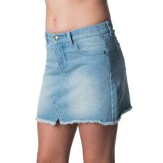 Rip Curl Teen Vixen Skirt Mid Blue. Rip Curl Skirts found in Girls Skirts & Girls Skirts, Dresses & Jumpsuits. Code: JSKAA1