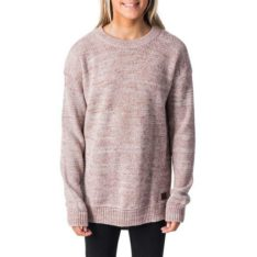 Rip Curl Teen Wanderer Knit Crew Mushroom. Rip Curl Knitwears found in Girls Knitwears & Girls Jackets, Jumpers & Knits. Code: JSWAK1
