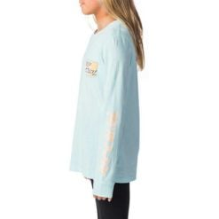 Rip Curl Teen Authentic Ls Tee Mint. Rip Curl Tees - Long Sleeve found in Girls Tees - Long Sleeve & Girls Tops. Code: JTEDZ1