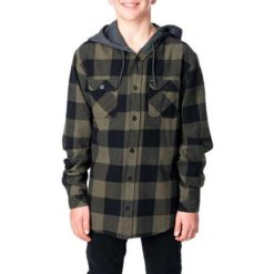 Rip Curl Logan L/s Shirt-boy Dark Olive. Rip Curl Shirts - Long Sleeve found in Boys Shirts - Long Sleeve & Boys Shirts. Code: KSHLS1
