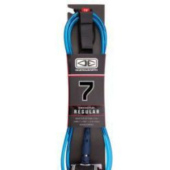 Ocean And Earth Regular 7'0 Moulded Leash Blk. Ocean And Earth Legropes found in Boardsports Legropes & Boardsports Surf. Code: LR70