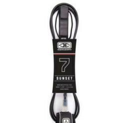Ocean And Earth Sunset 7'0 Moulded Leash Black. Ocean And Earth Legropes found in Boardsports Legropes & Boardsports Surf. Code: LS70
