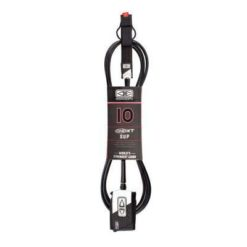Ocean And Earth Sup 10 Ft One Xt Leash Blk. Ocean And Earth Legropes found in Boardsports Legropes & Boardsports Surf. Code: LSUP10XT