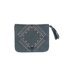 Rip Curl Sari Mid Leather Wallet Black. Rip Curl Wallets found in Womens Wallets & Womens Accessories. Code: LWLDO1