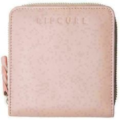 Rip Curl Plains Rfid Protection Middy Leather Dusty Pink. Rip Curl Wallets found in Womens Wallets & Womens Accessories. Code: LWLEB1