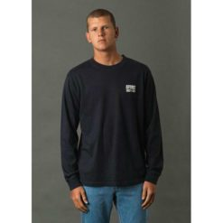 Afends Suffo Long Sleeve Tee Deep Navy. Afends Tees - Long Sleeve found in Mens Tees - Long Sleeve & Mens T-shirts & Singlets. Code: M191064