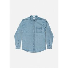 Afends Stoned Denim Shirt Blue Acid Wash. Afends Knitwears found in Mens Knitwears & Mens Jackets, Jumpers & Knits. Code: M191251