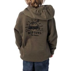 Rip Curl Search Daze Hood-grom Dark Olive. Rip Curl Hoodies found in Toddlers Hoodies & Toddlers Tops. Code: OFEAV3